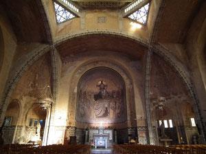 Domfront en Poiraie, église saint-Julien