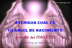 AVERIGUA cual es TU ANGEL DE NACIMIENTO y recibe sus CONSEJOS