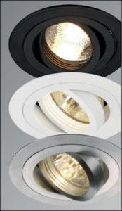 Inbouwspot luxe mat tria round