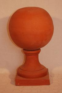 Boule petit modèle Hauteur totale environ 45 cm