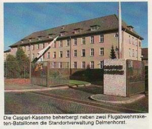 """Quelle: Broschüre """"Delmenhorst"""" zur Eröffnung des Verlagshauses WESER KURIER in Delmenhorst"""