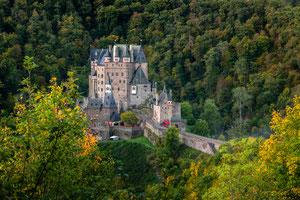Burg Eltz - Vor der Retusche