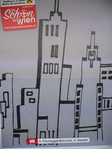 Preis der Stadt Wien/ gemeinsames Bild von Susanne und mir/ SURU