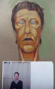 Porträtstudie