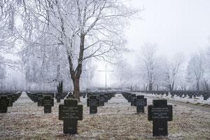 Soldatenfriedhof bei Allentsteig