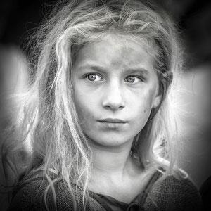 Elfe (Mädchen aus dem Waldviertel)