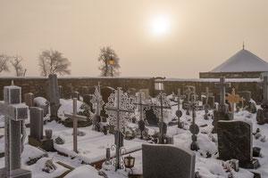 Friedhof von St. Leonhard