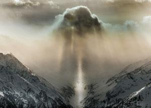 Im Gebirge