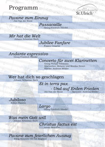 2008 -  Kirchenkonzert
