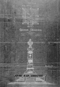 Brie - Projet (Archives départementales de la Somme)