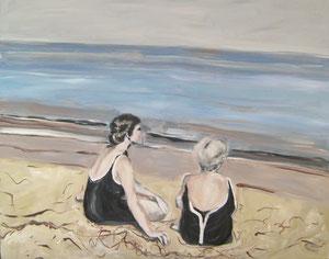80 x 100 Am Strand