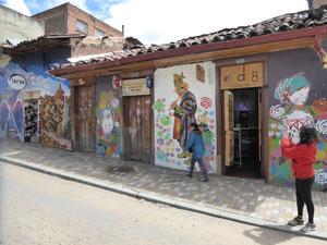 Bild: Der Stadtteil La Candelaria in Bogota - Foto 3
