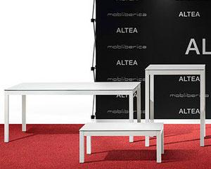 Altea mesa mobliberica mesa alta Altea mesa de cocina mobliberica