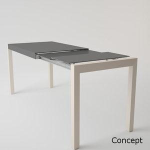Concept mesa extensible cancio