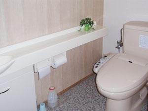 大田市 K様邸 ~お風呂・トイレ~ 水廻り · 平成19年 · リフォーム · トイレ · お風呂