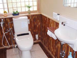 大田市 W様邸 ~トイレ~ 水廻り · 平成19年 · リフォーム · トイレ