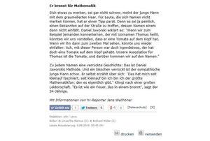 Hessicher Rundfunk Online III: