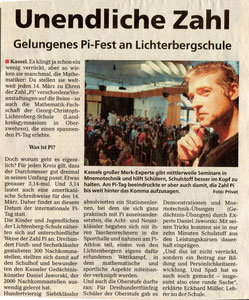 Extra Tip Kassel 2013