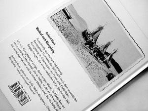 Buchrückseite, gebundene Ausgabe, Hardcover
