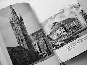 Beispiel Buchinnenseite, Hardcover, Fotobrillant Papier 200 g, Buch mit Lesebändchen