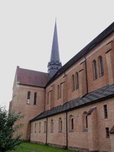 Klosterkirche in Doberlug, 2014.