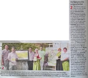 Pressebericht NÖN Horn (Woche 27), Copyright by Rupert Kornell