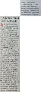 Pressebericht NÖN Horn (Woche 43)