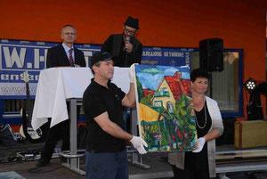 4. Gemälde. Foto Günther Winkler, Bezirksblätter Horn