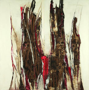 Alter Holunder (je 50x100) - 2009