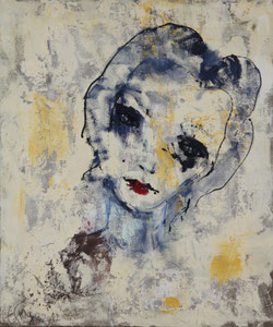 Marilyn (50x60) - 2012     (in Privatbesitz)