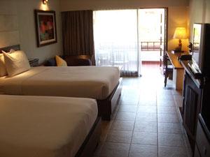 サンティカビーチ・ホテルの客室