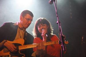 Michel FOIZON et Gladys AMOROS Festival les Hestivales