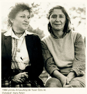 Leyla Erbil and Tezer Özlü