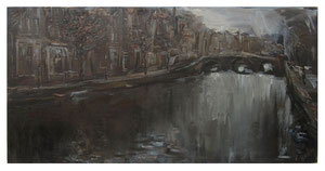 Herengracht  /  Herengracht   35x70cm  2005