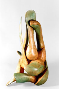 Sculpture Georges RASERA