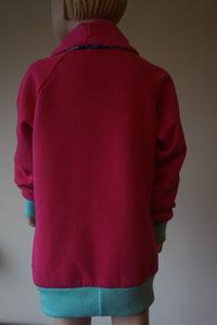Achter: Sweater hert