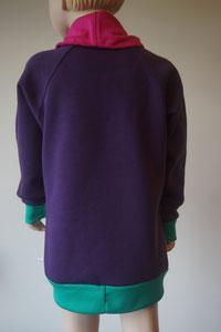 Achter: Sweater Das