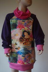 Voor: Sweater Geisha, maat 134/140 op voorraad