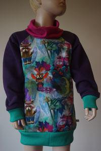 Voor: Sweater Das, maat 122/128