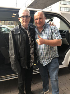 Holly Johnson (Sänger von Frankie Goes to Hollywood)