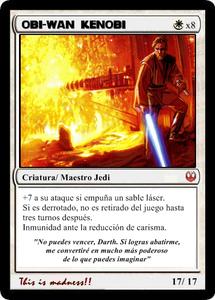 Carta Obi-Wan Kenobi