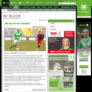 VFL Wolfsburg, 22.02.2015