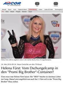 Helena Fürst, arcor.de, 24.05.2016