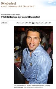 Vitali Klitschko, web.de