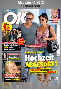 Carmen Geiss, OK! Magazin 43/12