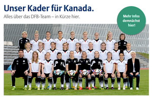 Allianz Kampagne FIFA Frauen-WM 2015