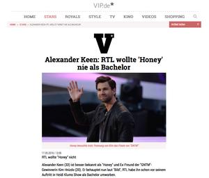 GNTM, VIP.de, 17.05.2016