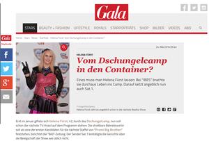 Helena Fürst, Gala, 24.05.2016