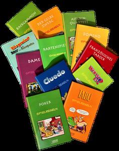 22 Spielregeln, Übersetzung aus dem Französischen, 2007–2008 (Éditions Atlas)