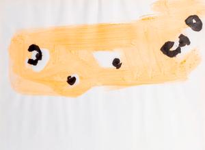 Angel ALONSO, aquarelle et encre de chine sur papier, monogrammée et datée 1959  price on request